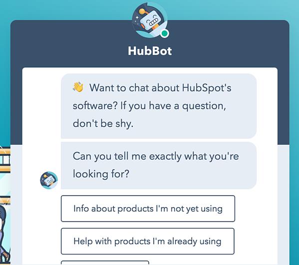 HubSpot Hubbot