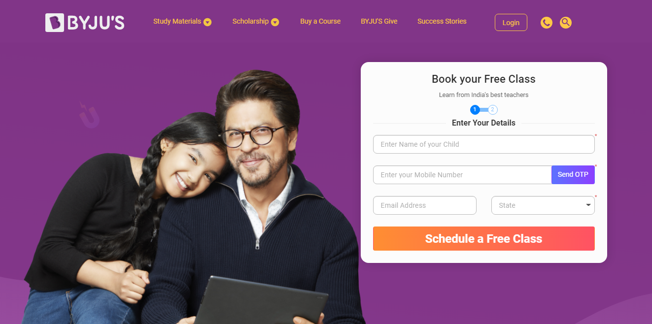 Byjus TOP INDIAN STARTUPS IN 2021 BY VALUATION