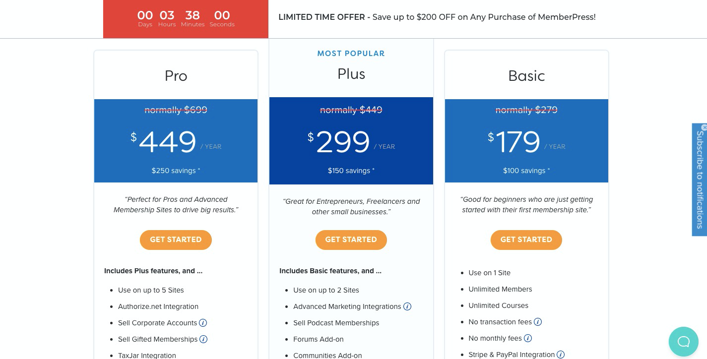 memberpress pricing memberpress vs kartra