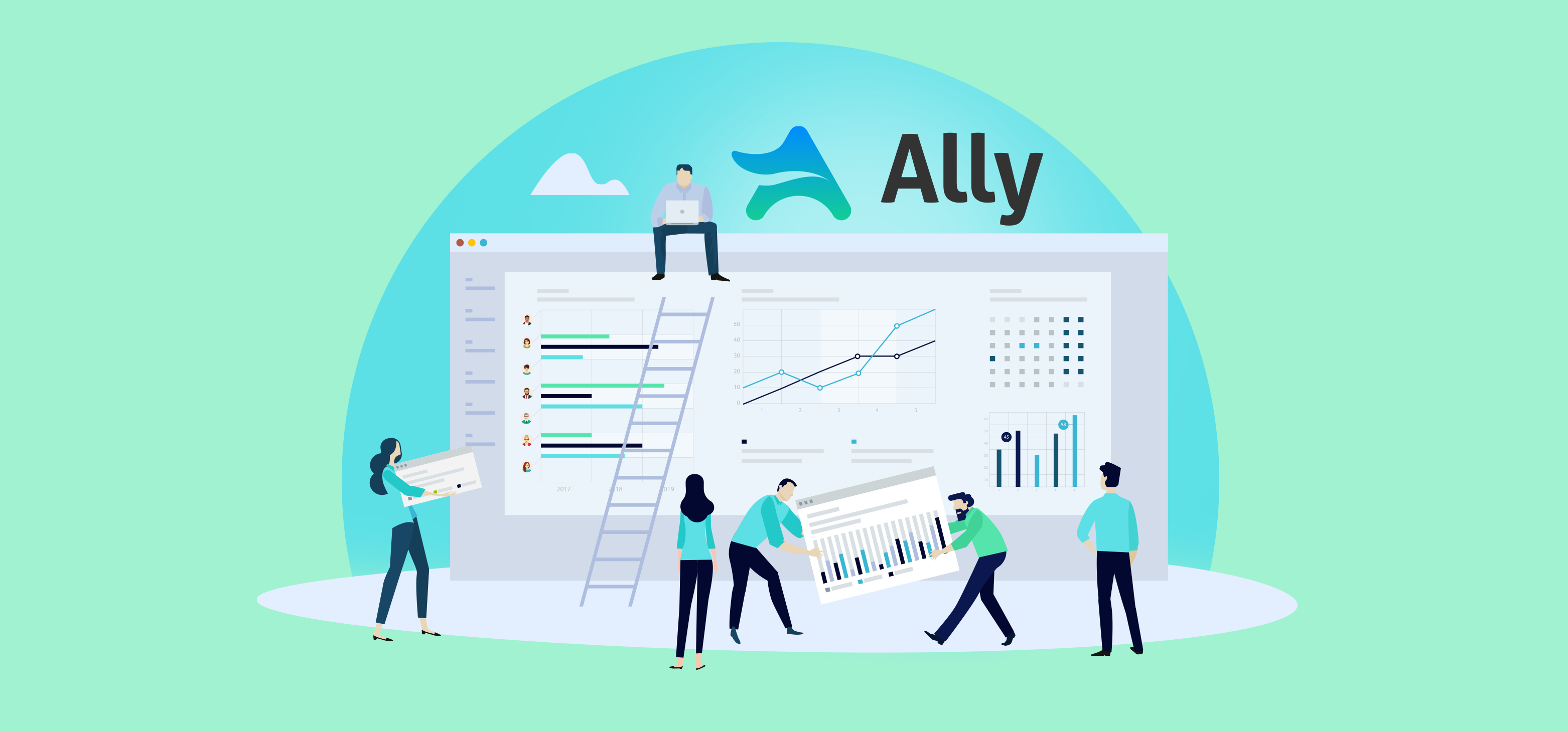 Ally.io Review Featured