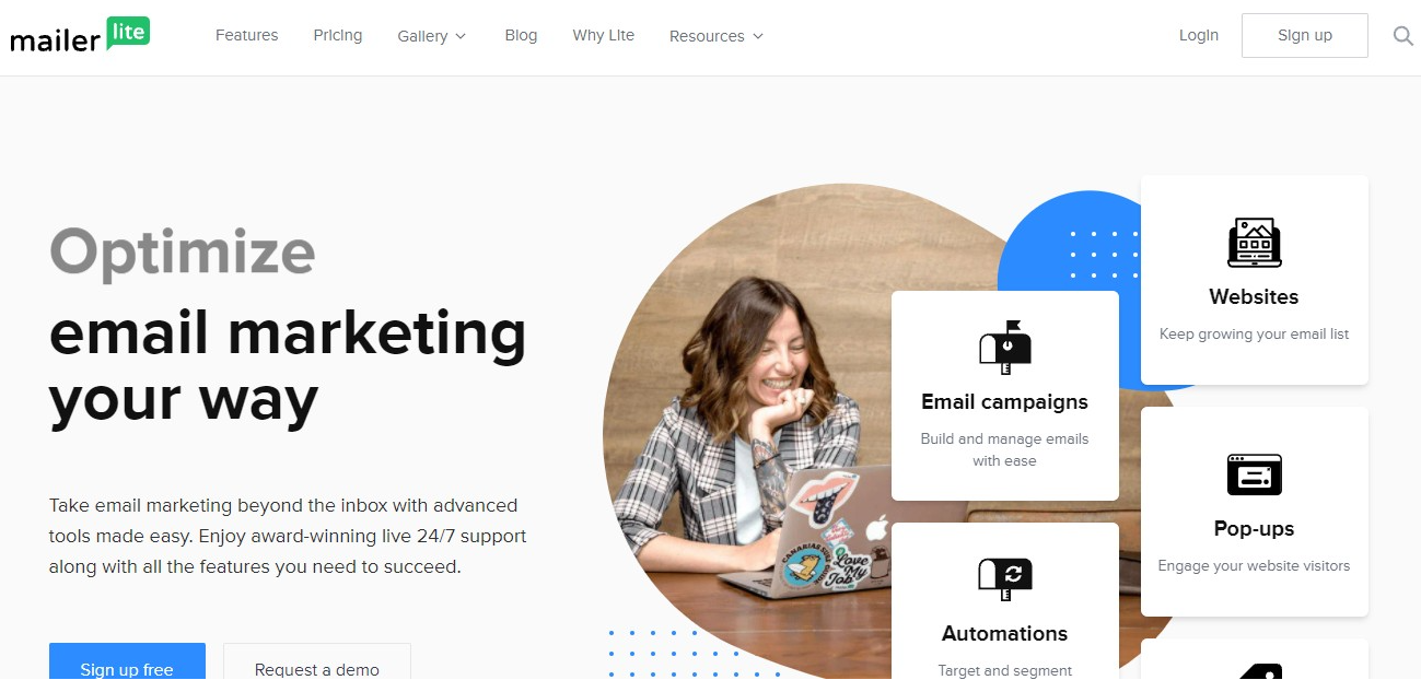 advanced email marketing tool