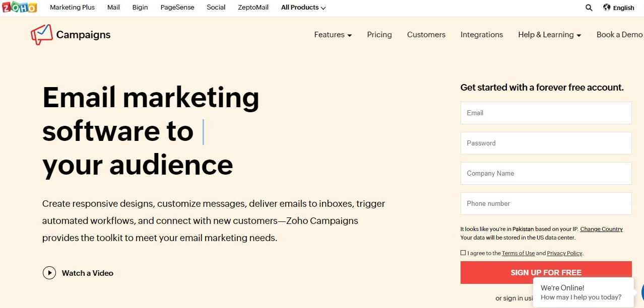 affordable email marketing software