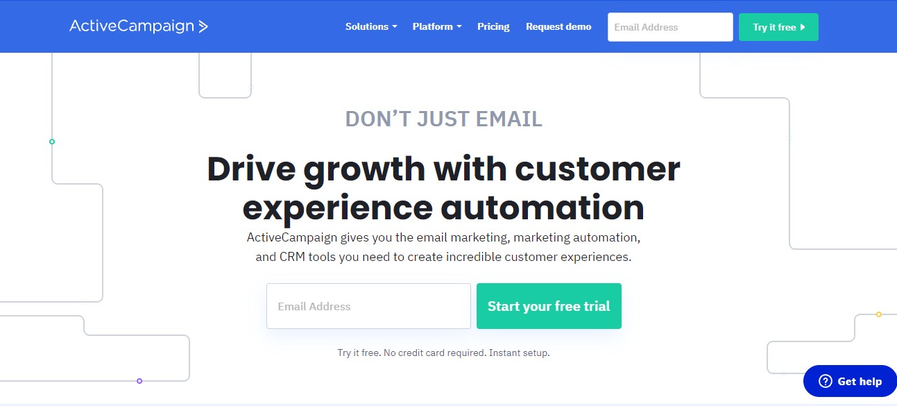 all in one marketing automation software