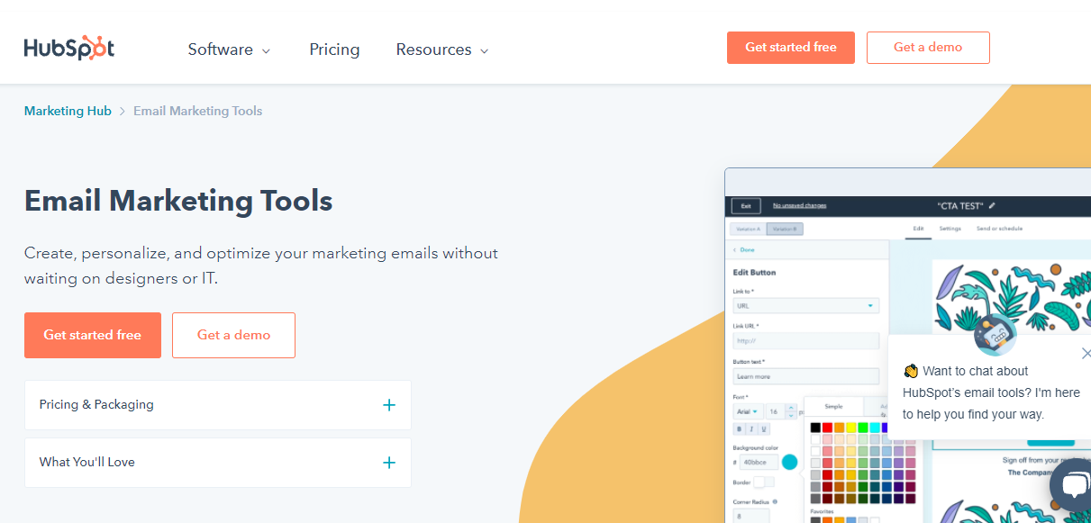 email marketing suite