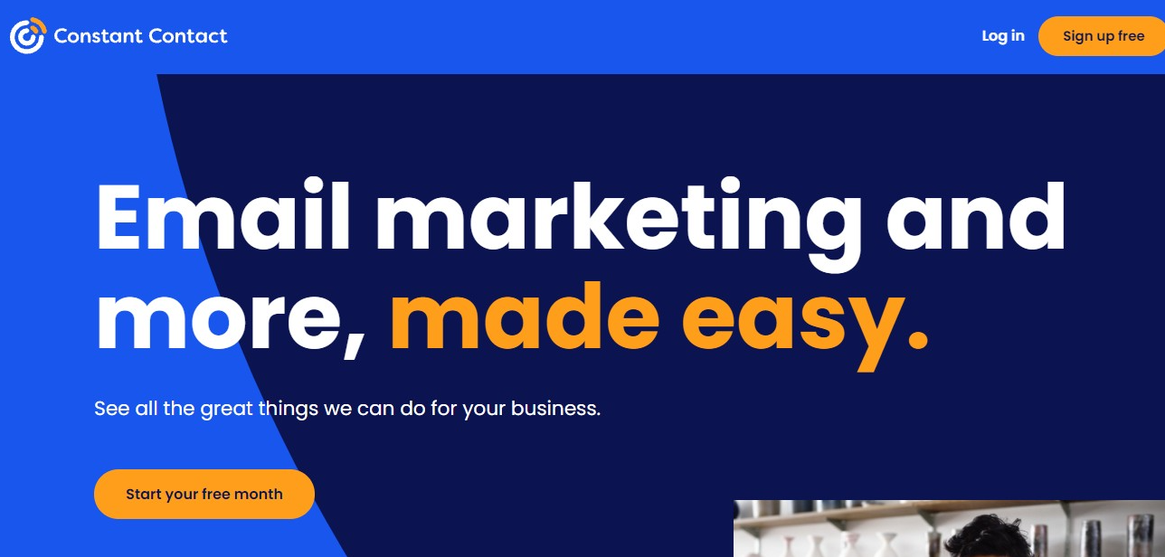 email marketing tool for online shops
